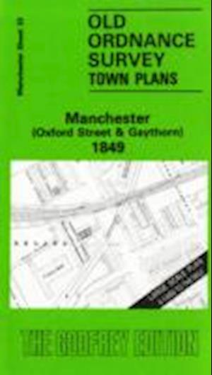 Manchester (Oxford Street and Gaythorn) 1849