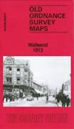 Wallsend 1913 (Old Ordnance Survey Maps of Tyneside)