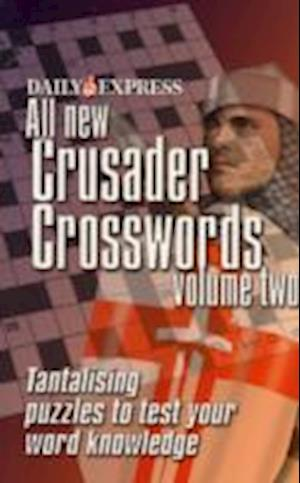 """""""Daily Express"""" All New Crusader Crosswords"""