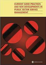 Current Good Practices and New Developments in Public Sector Service Management (Public Service Country Profile)