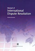 A Manual of International Dispute Resolution