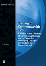 Trading on Commonwealth Ties (Economic Papers, nr. 79)