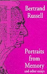 Portraits from Memory and Other Essays