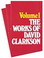 Works of David Clarkson-Set (Works of David Clarkson Set 544p Vol 2 544p Vol 3 51)