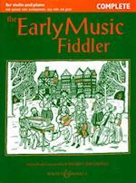 Early Music Fiddler (Huws Jones Fiddle S)