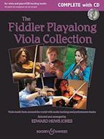 The Fiddler Playalong Viola Collection (Fiddler Playalong Collection)