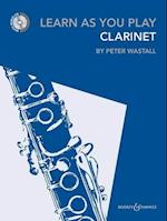 Learn As You Play Clarinet (Learn as You Play Series)