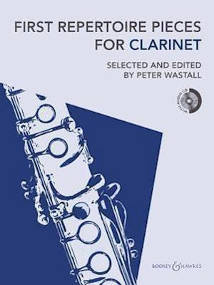 First Repertoire Pieces for Clarinet