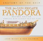 The 24-gun Frigate Pandora af John McKay, Ron Coleman