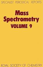 Mass Spectrometry (Specialist Periodical Reports, nr. 9)