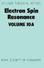 Electron Spin Resonance (Specialist Periodical Reports, nr. 10)