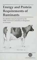 Energy and Protein Requirements of Ruminan
