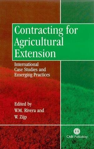 Contracting for Agricultural Extension