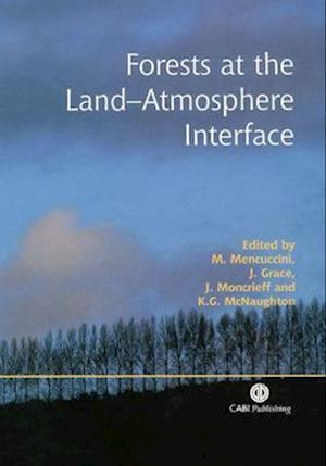 Forests at the Land-Atmosphere Interface