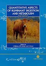 Quantitative Aspects of Ruminant Digestion and Metaboli