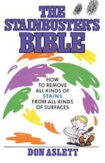 The Stainbuster's Bible