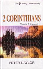 2 Corinthians Volume 1 (EP Study Commentary)