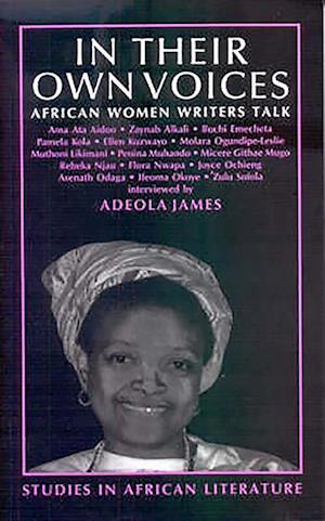 In Their Own Voices - African Women Writers Talk