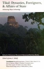 Tikal af Jeremy A. Sabloff