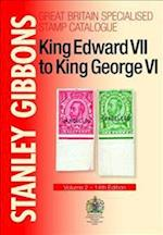 King Edward VII to King George VI (Specialised Stamp Catalogue, nr. 2)