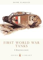 First World War Tanks (Shire Library, nr. 172)