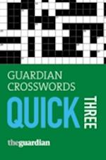 """Guardian"" Crosswords Quick Three"