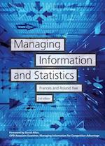 Managing Information and Statistics (UK Higher Education Business Human Resourcing)