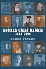 British Chief Rabbis af Derek Taylor