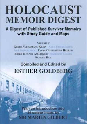 Holocaust Memoir Digest