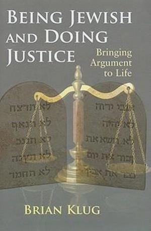 Being Jewish and Doing Justice