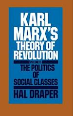 Karl Marx's Theory of Revolution Vol. II (Monthly Review Press Classic Titles)
