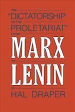 Dictatorship of Proletariat
