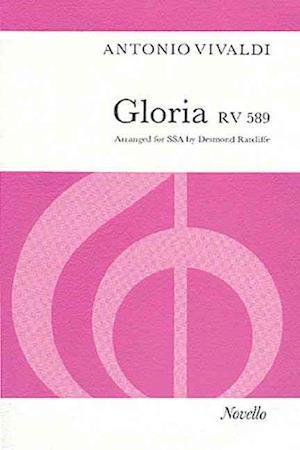 Gloria Rv589 (SSA)