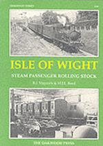 Isle of Wight Steam Passenger Rolling Stock (Series X, nr. 59)