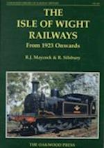 The Isle of Wight Railways from 1923 Onwards (Oakwood Library of Railway History, nr. 140)
