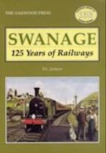 Swanage 125 Years of Railways (Oakwood Library of Railway History, nr. 153)