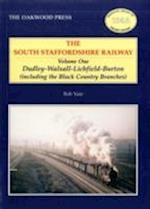 South Staffordshire Railway (Oakwood Library of Railway History, nr. 154)