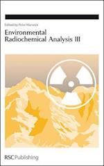 Environmental Radiochemical Analysis III (Special Publications, nr. 312)
