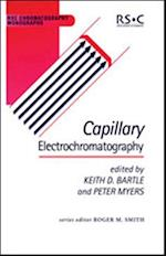 Capillary Electrochromatography (Rsc Chromatography Monographs, nr. 7)