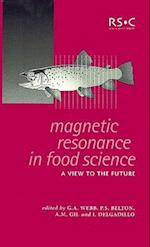 Magnetic Resonance in Food Science (Special Publications, nr. 262)