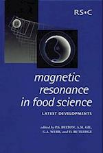 Magnetic Resonance in Food Science (Special Publications, nr. 286)
