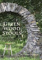 Green Wood Stools