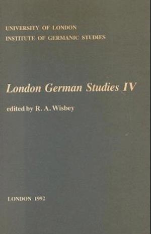 London German Studies IV