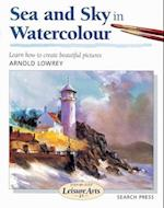 Sea and Sky in Watercolour (SBSLA21) (Step-by-step Leisure Arts, nr. 21)