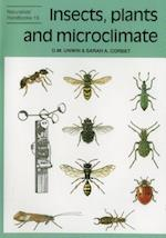 Insects, plants and microclimate (Naturalists handbooks, nr. 15)