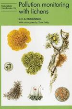 Pollution monitoring with lichens (Naturalists handbooks, nr. 19)