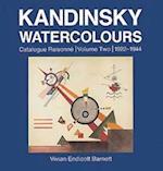 Kandinsky Watercolours af Vivian Endicott Barnett, Hans K. Roethel