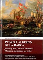 Calderon: Jealousy the Greatest Monster af Jose M Ruano de la Haza, Kenneth Muir, Pedro Calderon De La Barca