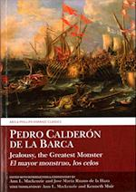 Calderon: Jealousy the Greatest Monster af Pedro Calderon De La Barca, Kenneth Muir, Ann L Mackenzie
