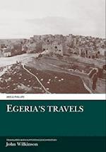 Egeria's Travels af John Wilkinson, J. Wilkinson
